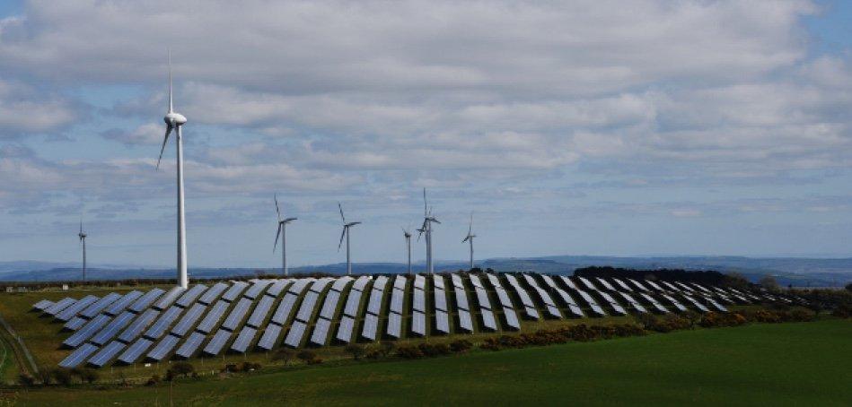 solar farm survey