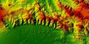 digital-elevation-model